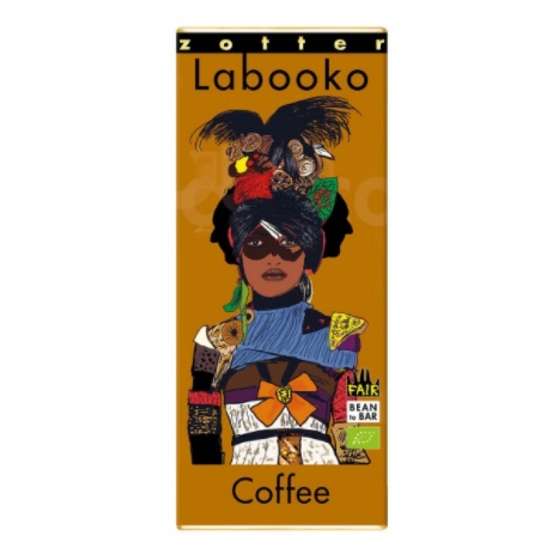 Zotter Labooko Coffee