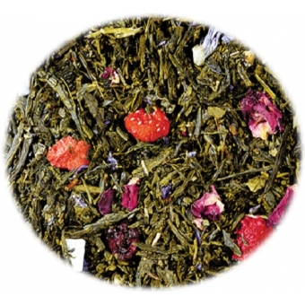 Sencha Berry Beauty (Aardbei)